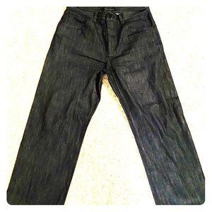 Sean John Black Washed Jeans